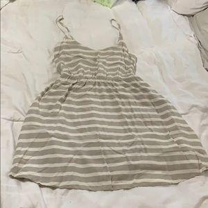 Summer dress | straps | size 10 | Lauren Conrad
